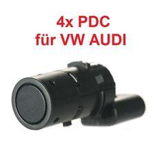 4 Parksensor PDC Einparkhilfe für AUDI A6 (4F) VW T5 Transporter Multivan