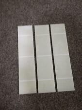 Replacement Plastic Vanes For Becker U2.250/U4.250 900507 00003 WN150-058