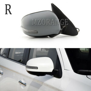 Right Rear View Mirror Turn Signal Light For Mitsubishi Outlander 2016 2017 2018