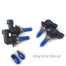 For Toyota Corolla Verso 02-09 Side/Lo/Hi Beam 501 HB4 HB3 Xenon Headlight Bulbs