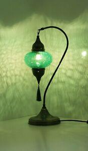 Turkish bedside lamp table lamp.