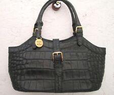 AUTHENTIQUE petit sac à main DOONEY & BOURKE cuir vintage bag