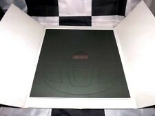 McLAREN F1 ROADCAR SOFTCOVER ORIGINAL OWNERS BROCHURE PROSPEKT BOOK 1992 BOXED