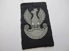 Military Badge - POLISH BEVO CLOTH