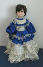 """Vintage Collectible The Pink Mushroom 20"""" Doll with Pretty Dress"""
