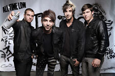 All Time Low - Spray Poster Print, 36x24