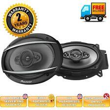 "Pioneer TS-A6960F 6"" x 9"" 4-Way Coaxial Car Speaker System 450W"