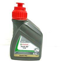 Olio sospensioni Ammortizzatori Forcelle Castrol Oil 15W 0,5 Lt Base Minerale