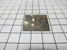 Tungsten Metal Element Sample 1in Square Sheet 99.95% Pure - Periodic Table