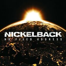 NICKELBACK - NO FIXED ADDRESS  CD NEW!