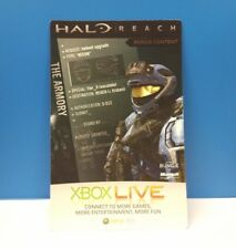 XBOX LIVE: HALO REACH SPARTAN RECON HELMET BONUS (XBOX 360) DLC ONLY SEALED #22