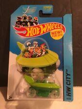 2014 Hot Wheels #90 HW City - The Jetsons Capsule Car