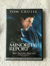 Minority Report Dvd Full Screen