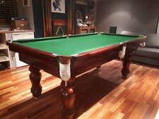 BILLIARD TABLE WITH THE LOT !!!!!!!