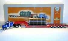 Corgi Classics Red 5 Axle Low Loader Truck Trailer Model US55702 1 50