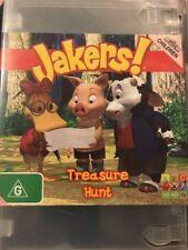 Jakers - Treasure Hunt (DVD, 2010) Free Post!