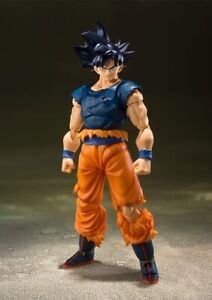 SH Figuarts Son Goku Ultra Instinct Sign Event Exclusive Edition