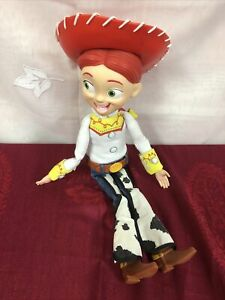 Disney/Pixar Toy Story Talking Jessie Cowgirl Figure