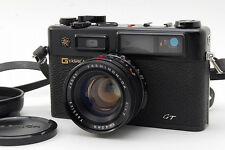 【N Mint】 Yashica Electro 35 GT Rangefinder Film Camera w/ 45mm Lens from Japan