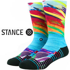 STANCE CAMILLA FUSION ATHLETIC BREATHABLE MOISTURE WICKING CREW SOCKS