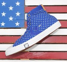 "UNDEFEATED X CONVERSE ""BORN NOT MADE"" UNDFTD Blue Star Player Chuck Taylor 12"
