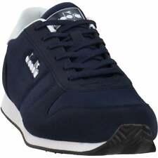 Diadora Snap Run Sneakers Casual    - Navy - Mens