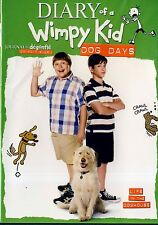 USED  DVD // COMEDY // DIARY OF A WIMPY KID // DOG DAYS // Zachary Gordon, Devon