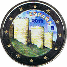 Monedas y billetes de euro de España