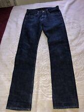 Rogue Territory RGT STANTON Slim Straight Jeans Six Pocket Size 31x34