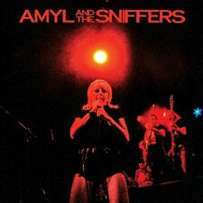 Amyl And The Sniffers - Big Attraction and Giddy Up Vinyl LP Damaged Goods NEU