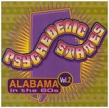 VA Psychedelic States - Alabama in The'60s Vol.2, CD Neu