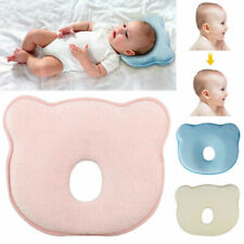 Design Orthopädisches Babykissen gegen Verformung Plattkopf Baby Soft Pillow
