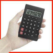 Portable Calculator Compact Handheld Calculator with Easy Press Button