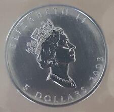 SILVER BULLION COIN  :1 x 2003 $5 SML RCM sealed