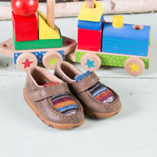 Twisted X Infant Serape Moccasins