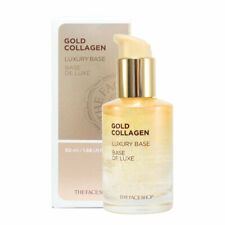 [THE FACE SHOP] Gold Collagen Luxury Base 50ml