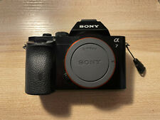 Sony Alpha A7 24.3 MP Mirrorless Digital Camera - Body Only