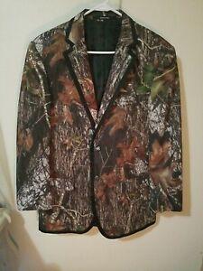 Realtree Camo tux jacket