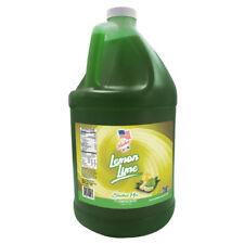 Lemon Lime Slushee Frozen Drink Mix -1 Gallon