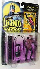 Legend of Batman - Catwoman w/Quick Climb Claw & Capture Net - Kenner 1994