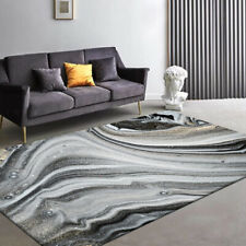 Abstract Square Carpet Floor Mat Anti-Skid Home Bedroom Living Room Floor Mat