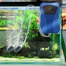 Rechargeable AC/DC Aquarium Air Pump Fish Tank Oxygen Pump Aquarium