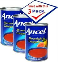 Ancel Guava Marmalade 17 oz. Pack of 3