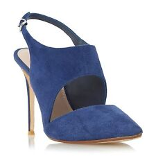 Dune Stiletto Court Suede Shoes for Women