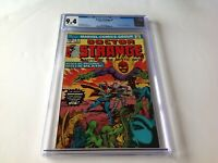 DOCTOR STRANGE 8 CGC 9.4 WHITE PAGES DORMAMMU CLEA UMAR MARVEL COMICS