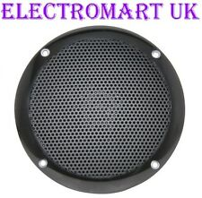 "FULL RANGE CEILING SPEAKER 6.5"" 100W BLACK KITCHEN BATHROOM ETC"