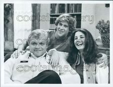 1982 B Dennehy Kathy Maisnik M Dudikoff Star of The Family 1980s TV Press Photo