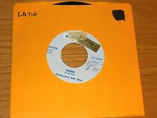 "LATIN 45 RPM - ORCHESTRA DEL ORO - SONODOR 201 - ""BAHIA"" + "" HAVING A BALL"""