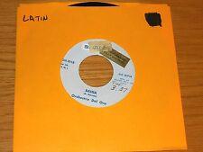 """LATIN 45 RPM - ORCHESTRA DEL ORO - SONODOR 201 - """"BAHIA"""" + """" HAVING A BALL"""""""
