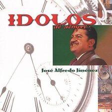 Jimenez, Jose Alfredo : Idolos De Siempre CD